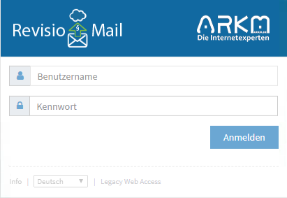 Revisiomail - Revisionssichere Mailarchivierung.